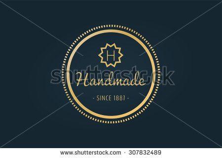 Vintage old style logo icon template. Letter H logo. Royal hotel, Premium boutique, Fashion logo, Education logo, Shield logo, VIP logo. School or University logo, Premium quality brand, Lawyer logo