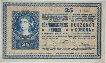 Slovensk papierov peniaze - Projekty Archon