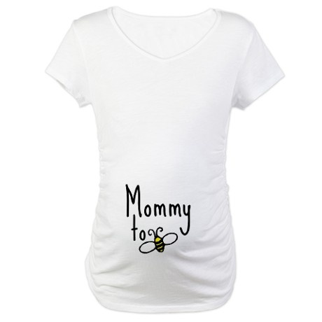 $24.99 Mommy to bee Maternity T-Shirt