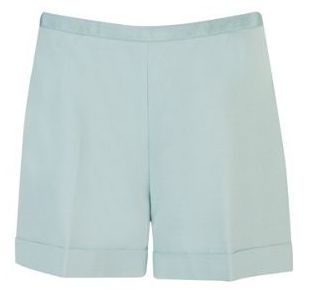 Savvy Chic, Canny Style: Summer Staple: Ted Baker Jaynesh Tuxedo Tailored Shorts from House of Fraser #mint @House of Fraser @Ted Baker