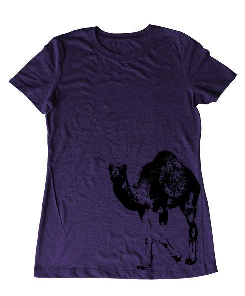 Camel Women's Tee