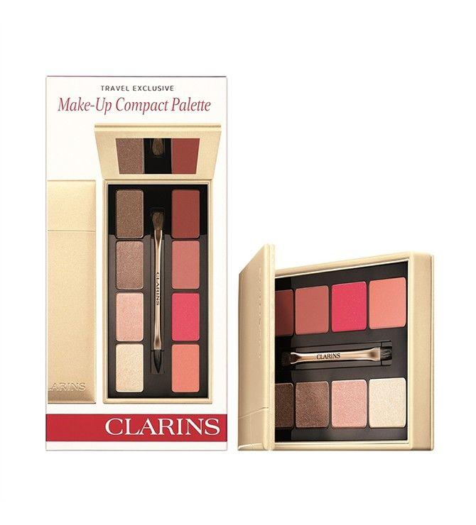 Paleta ochi si buze Clarins Compact Palette - Canar