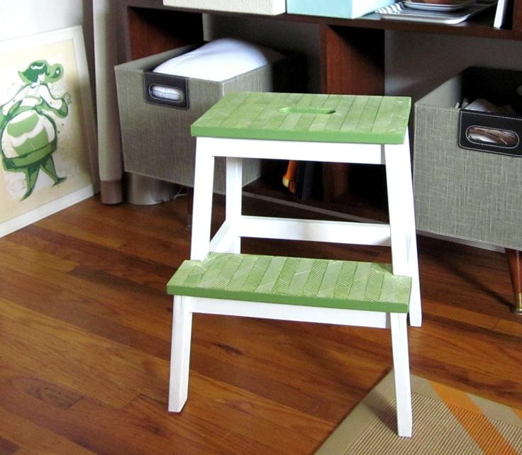 31 Best Ikea Step Stool Bekv 196 M Improved Images On