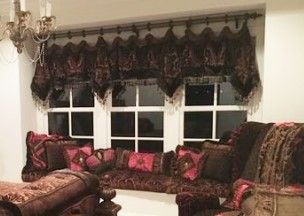 our window treatments are all hand made in texas