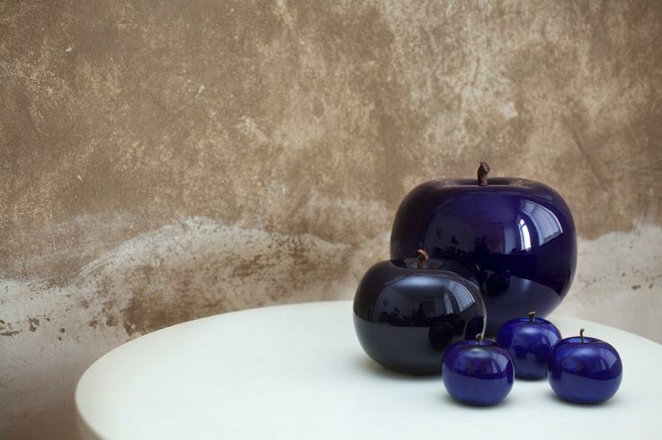 @Bull&stein color midnight #ceramic apple collection