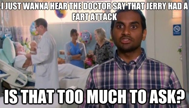 The Five Best Lines From Last Night's Parks And Recreation In Pictures
