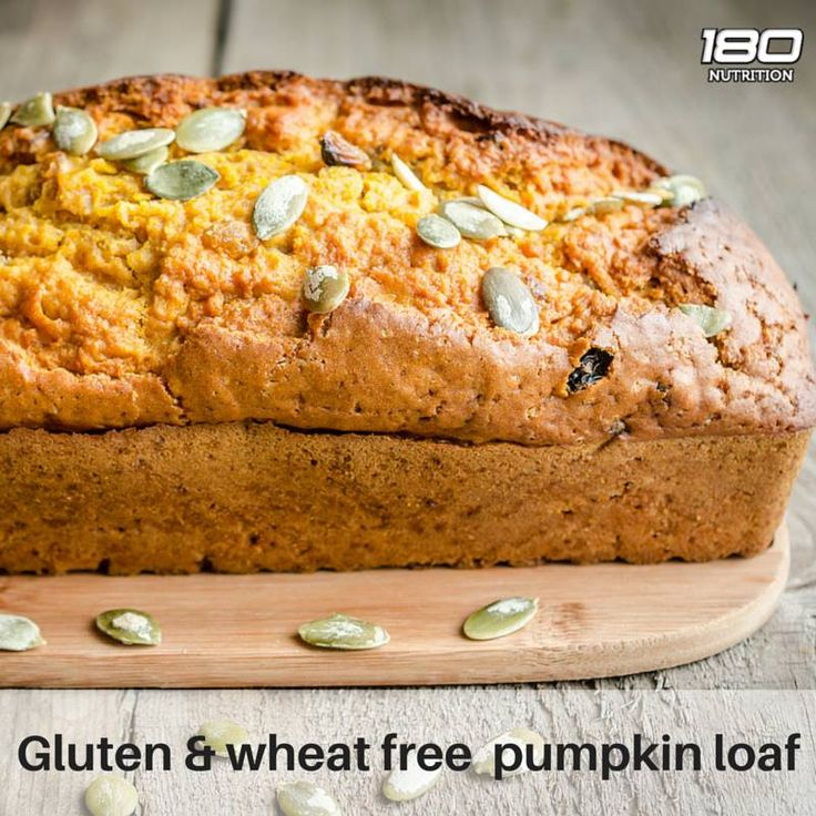 Packed full of antioxidants, delicious and healthy. A perfect time of the year for pumpkin loaf we think. love this recipe from Emma at Primal Life. http://180nutrition.com.au/2014/01/29/healthy-pumpkin-loaf/