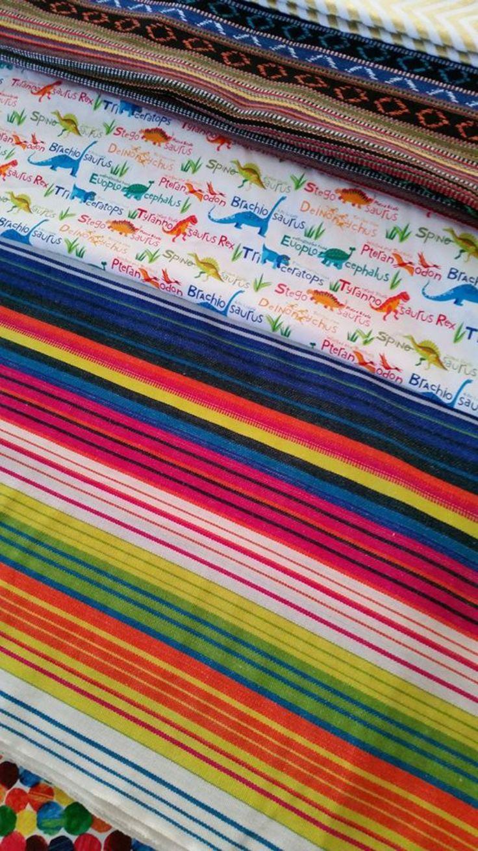 Fabulous new fabrics!