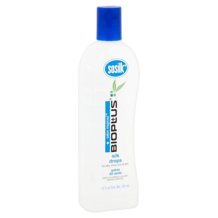 BioPlus SoSilk Silk Drops 12 Fl Oz High-Gloss Shine Enriched With Vitamin E   Health & Beauty, Hair Care & Styling, Styling Products   eBay!