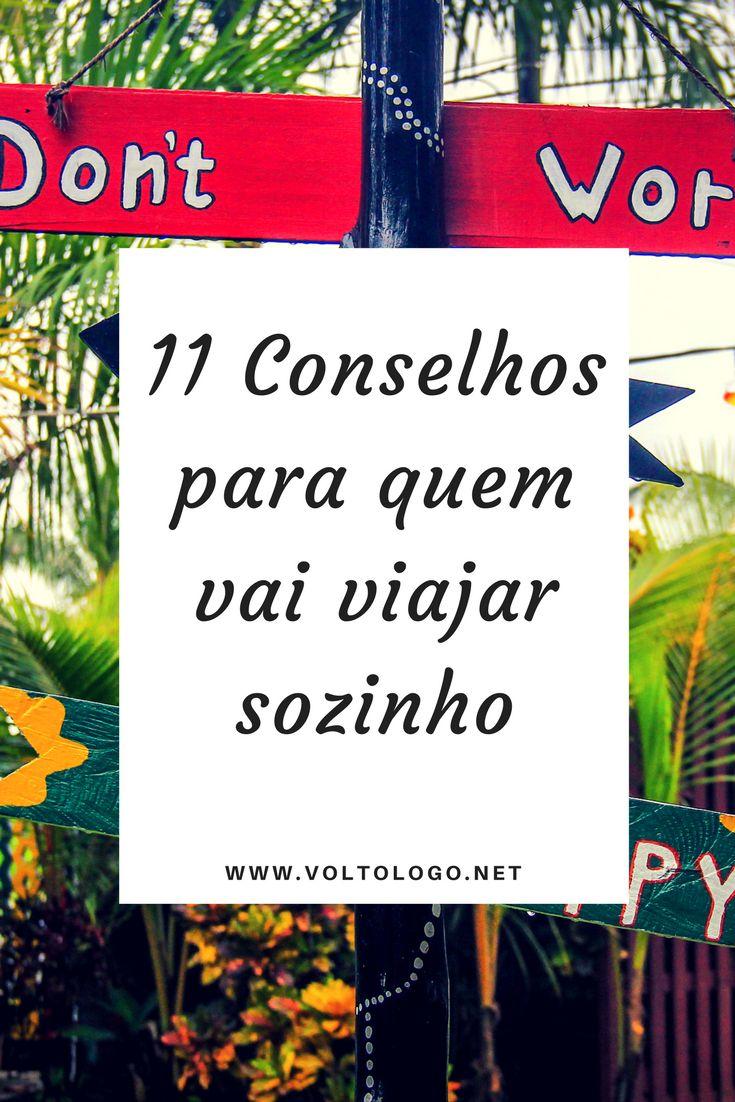 Viajar Sozinho | 11 Conselhos que gostaria de ter recebido antes da minha primeira viagem internacional.