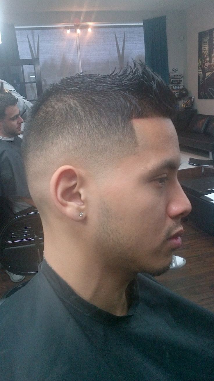 Mid Bald Fade Rylc Barber Styling Pinterest Bald