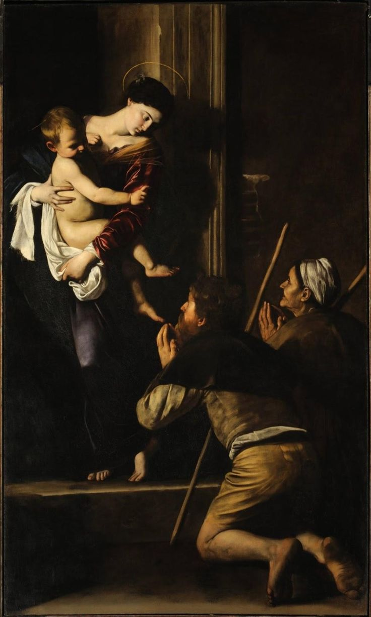 Why is Caravaggio important in the history of art?
