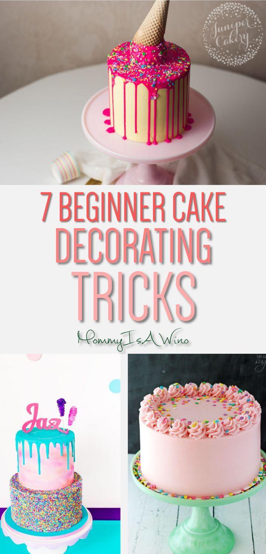7 Easy Cake Decorating Trends For Beginners Baking Easy Cake