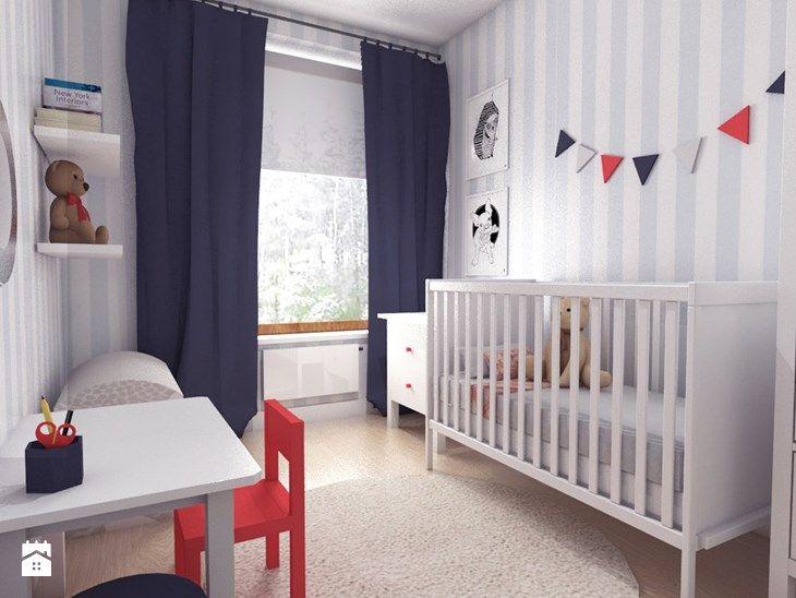 Pokój jednolatka - zdjęcie od WOJSZ I STOLC