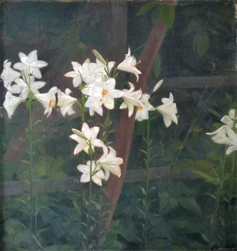 Constantin Artachino - Flori de crin