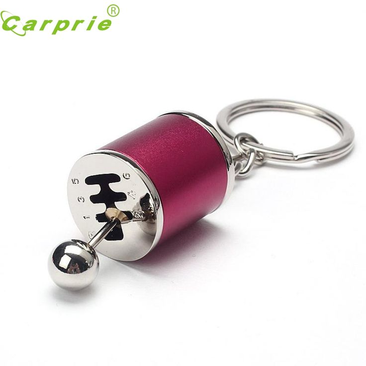 New Arrival  Creative Car Auto Tuning Parts Key Chain Turbine Nos Keychain Keyring Ap15