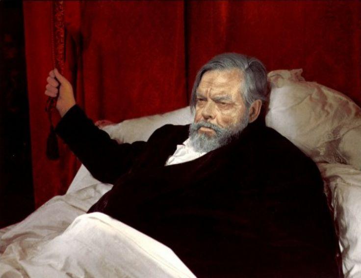 Malpertuis (1971) Orson Wells