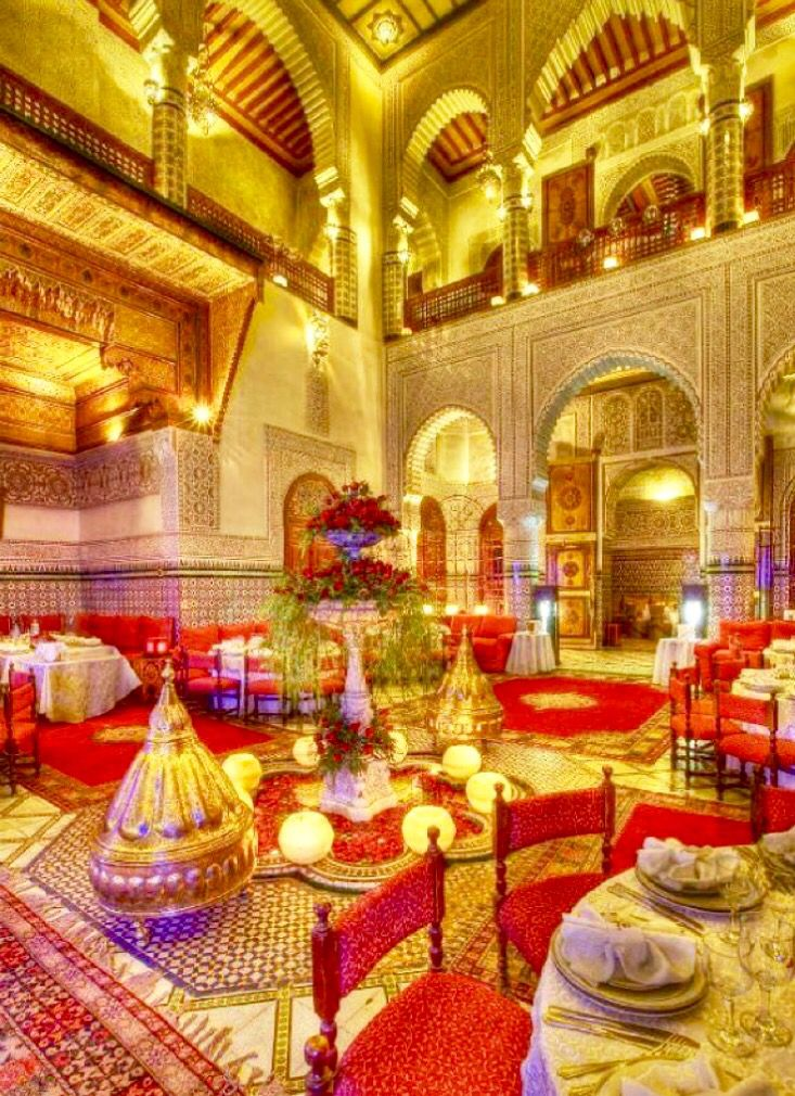 6 Places You Must Visit In Marrakech Moroccan Style