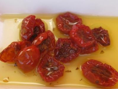 TOMATES CHERRY SECOS