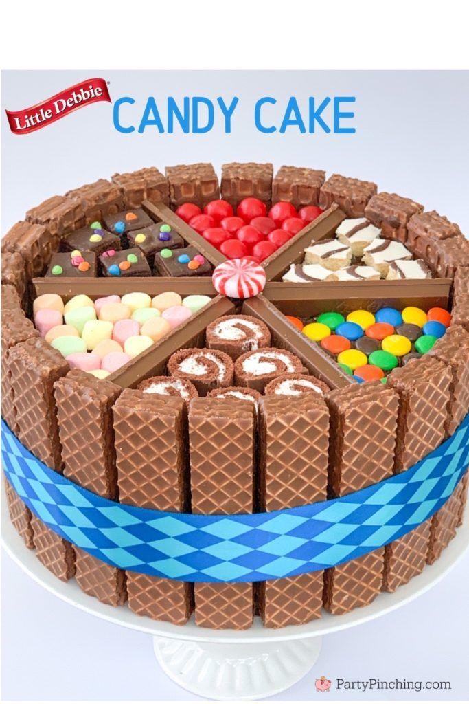 Candy Cake Best Birthday Cake Recipe Ideas Ultimate Cake Recipe In 2020 Cool Birthday Cakes Best Birthday Cake Recipe Easy Birthday Cake Recipes