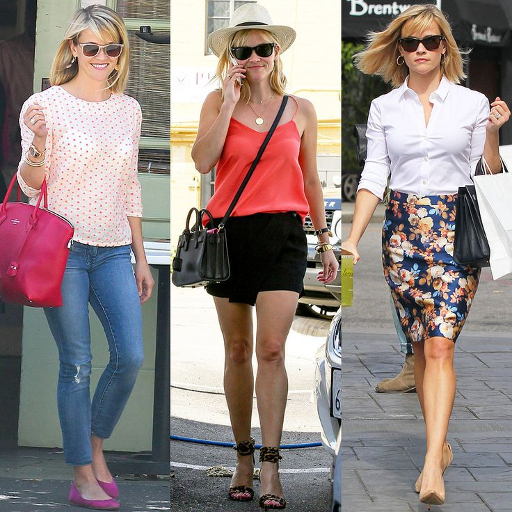 Reese Witherspoon Street Style | POPSUGAR Fashion