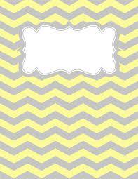 Resultado de imagen para binder printable cover design