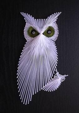 stringart_owl