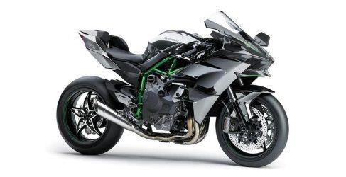 Récord de la Kawasaki H2R en el TT isla de Man - Motor y Racing