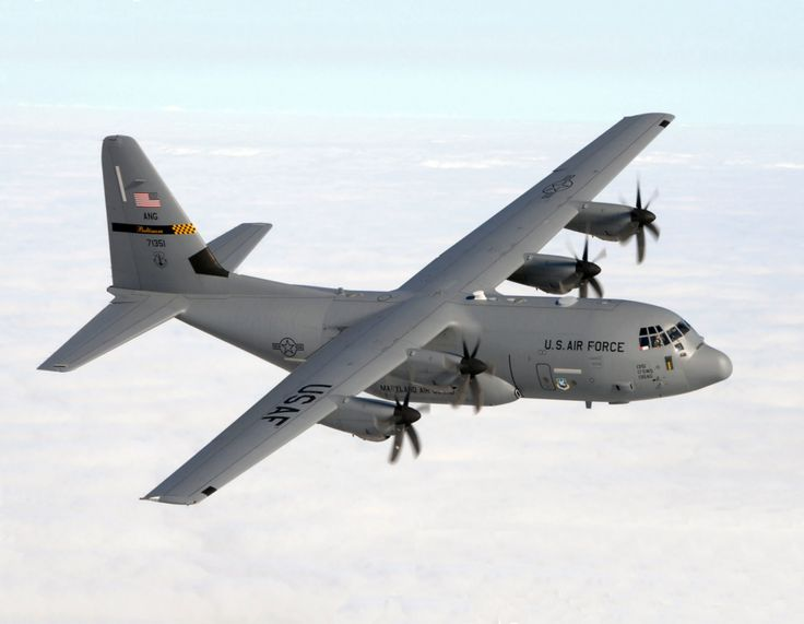 Lockheed Martin C-130J Super Hercules - Wikipedia, the free encyclopedia