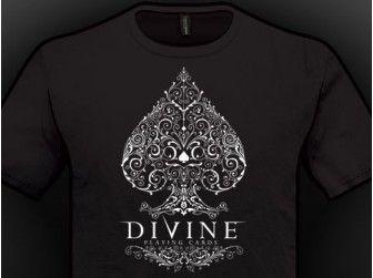 T-shirt Divine Ace  Edition Speciale chez Baron des échecs