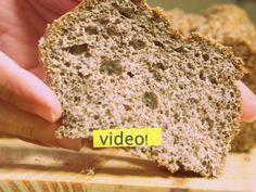 Pan SIN harinas: existe Â¡y ayuda a bajar de peso!