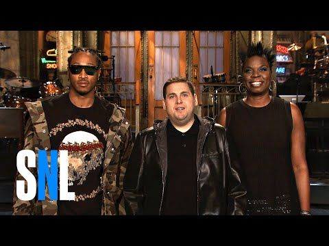 SNL: SNL Musical Guest Future Tells Jonah Hill & Leslie Jones How Saturday's Show Looks