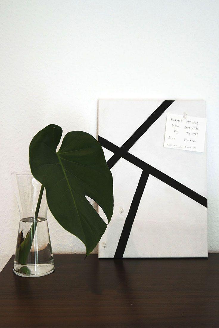 Pinnwand Kork: Egal ob in deinem Büro, Wohnzimmer oder Flur, diese Pinnwand aus Kork ist überall praktisch. Darüber hinaus sieht die Korkpinnwand auch noch super cool und typisch skandinavisch aus. Nordic Butik