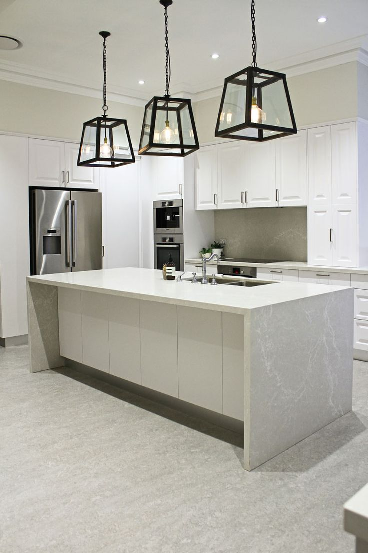 50 Best Caesarstone Alpine Mist Images On Pinterest