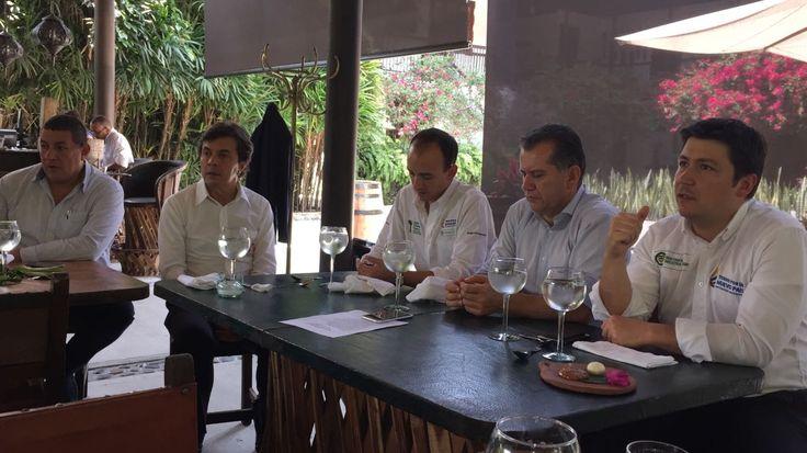 Reunión sobre Plataforma Logistica Eje Cafetero