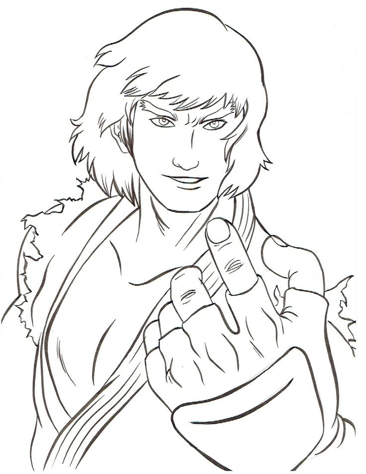 Ken Master