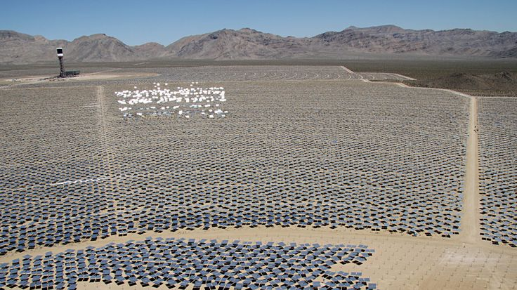 Massive Solar Plant A Stepping Stone For Future Projects : NPR