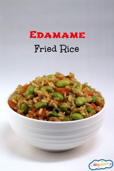 rice fried rice egg fried rice edamame fried rice way of making fried ...