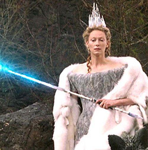 Narnia - Tilda Swinton - Jadis the White Witch - Writeups.org