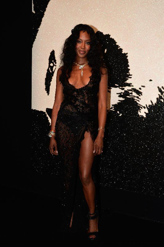 SAINT-TROPEZ, FRANCE - JULY 22: Naomi Campbell  attends a cocktail during The Leonardo DiCaprio Foundation 2nd Annual Saint-Tropez Gala at Domaine Bertaud Belieu on July 22, 2015 in Saint-Tropez, France.  (Photo by Handout/Getty Images)