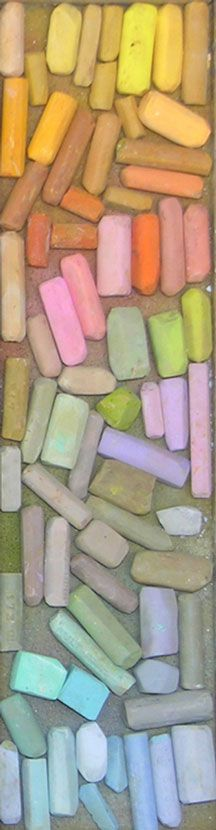 IAPS - Learn About Dry Pastels