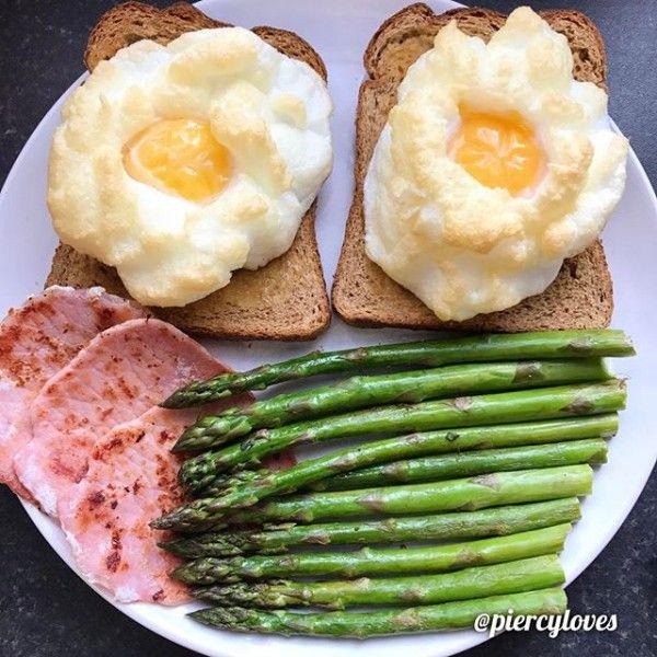 Favorit Les 25 meilleures idées de la catégorie Petit déjeuner salé sur  BO85