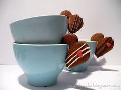Herzige Schoko-Tassenkekse in drei Variationen