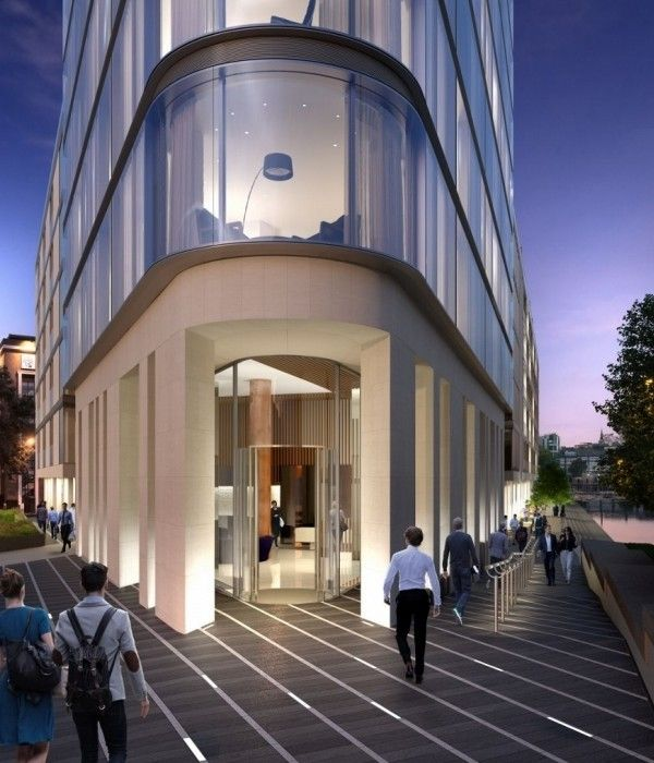 The developer of the new Lexicon building in Islington has chosen to heat and cool the 307 apartments with a highly energy-efficient Ground ...
