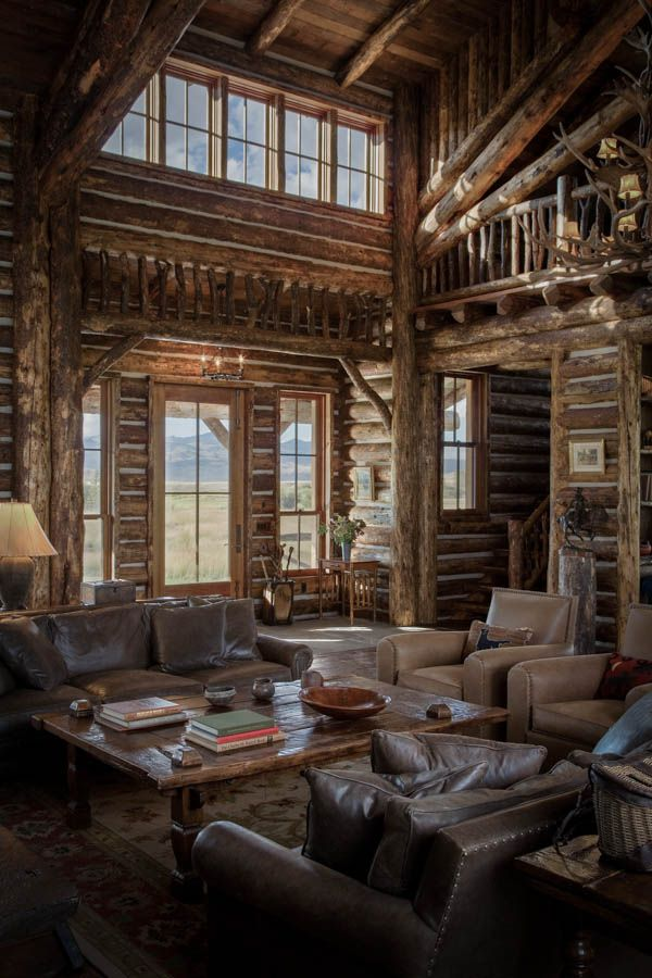 17 Best Ideas About Mountain Dream Homes On Pinterest Log Cabin Floor Plans Log Home Floor