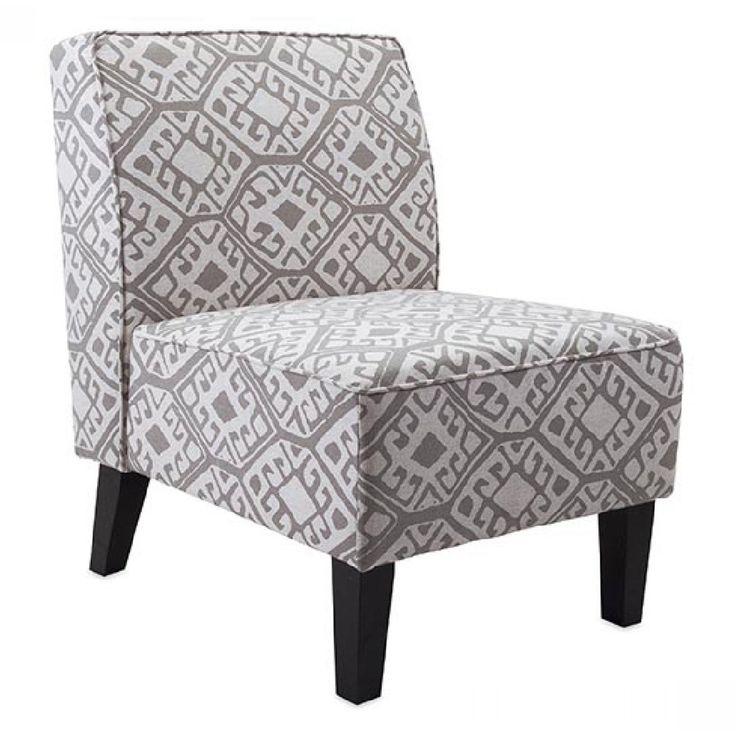 Imax Worldwide 91202 Simba Armless Chair