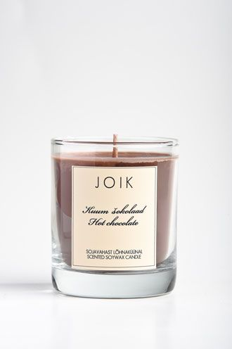 Hot Chocolate - scented candle