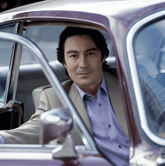 Detective Of The Day - DI Thomas Lynley from The Inspector Lynley Mysteries played by Nathaniel Parker