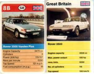 Best Top Trumps Images On Pinterest Top Trumps Game Cards - Sports cars top trumps