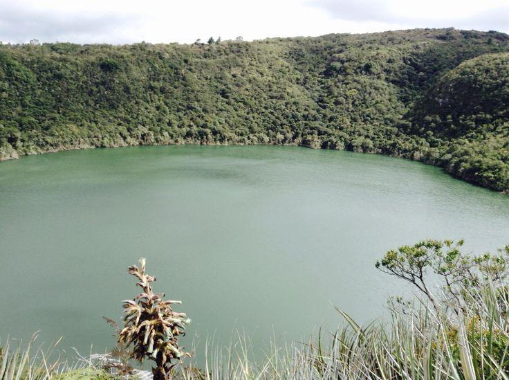 Laguna del Cacique de Guatavita - Colombia